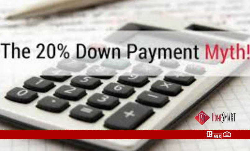 Arizona Homes for Sale – The 20% Down Payment Myth